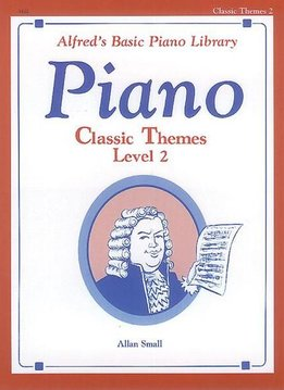 Alfred Alfred's Basic Piano Classic Themes | Niveau 2
