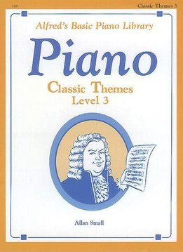 Alfred Alfred's Basic Piano Classic Themes | Niveau 3