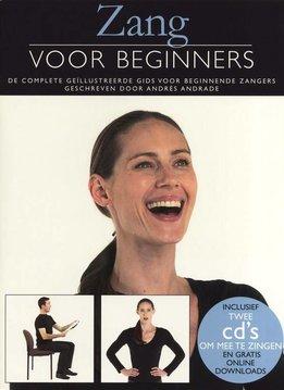 Music Sales Zang voor Beginners | Boek + 2CD