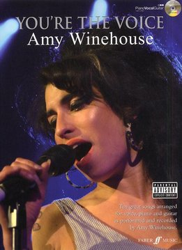 Faber Music Amy Winehouse | You're the Voice | Songbook