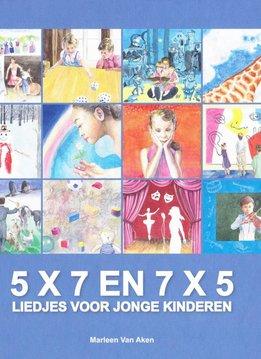 SMV 5 x 7 en 7 x 5 Liedjes voor jonge Kinderen