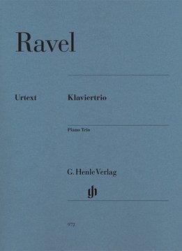 Henle Verlag Ravel | Piano Trio | Bladmuziek Henle Verlag