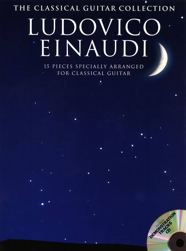 Wise Publications Einaudi | The Classical Guitar Collection