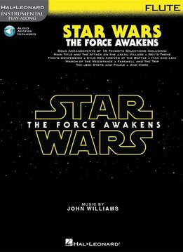 Hal Leonard Star Wars - The Force Awakens | Dwarsfluit