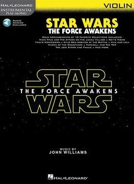 Hal Leonard Star Wars - The Force Awakens | Viool