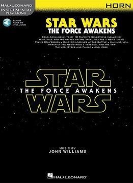 Hal Leonard Star Wars - The Force Awakens   Hoorn