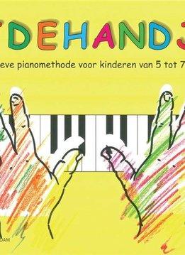 Broekmans & Van Poppel Bijdehandjes   Auditieve pianomethode   Deel 1
