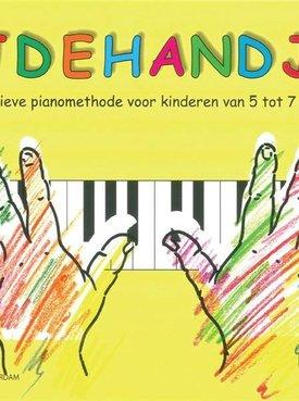 Broekmans & Van Poppel Bijdehandjes | Auditieve pianomethode | Deel 1