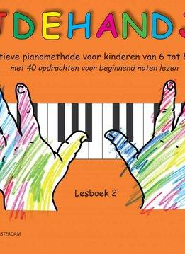 Broekmans & Van Poppel Bijdehandjes   Auditieve pianomethode   Deel 2