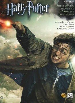 Alfred Harry Potter | Bladmuziek uit de complete Film Serie