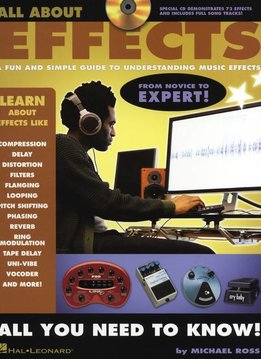 Hal Leonard Michael Ross: All About Effects   Recording