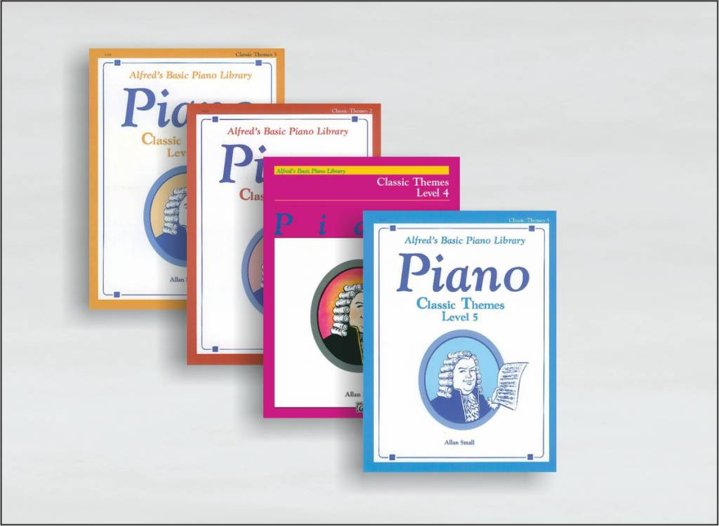 Alfred's Basic Piano Library Classic Themes