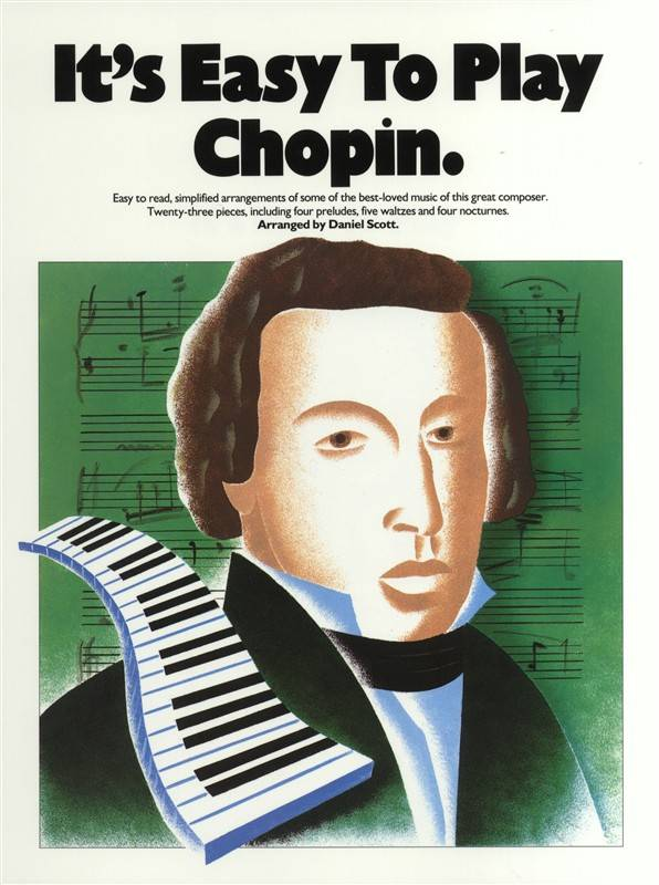 Wise Publications Chopin | It's Easy To Play Chopin