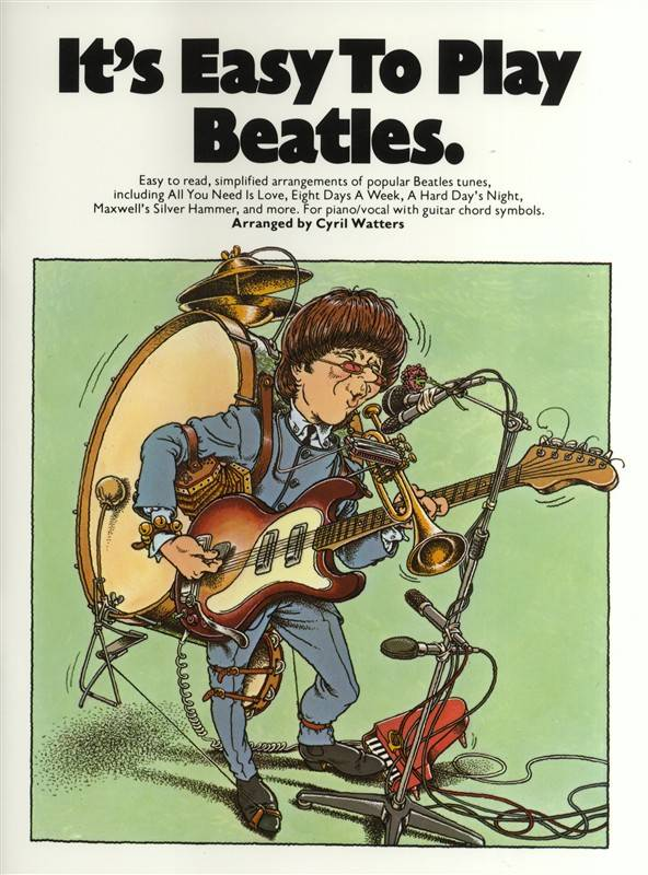 Wise Publications Beatles | It's Easy To Play: Beatles Volume 1