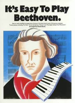 Wise Publications Beethoven | It's Easy To Play Beethoven