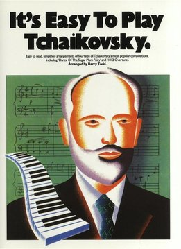 Wise Publications Tchaikovsky | It's Easy To Play Tchaikovsky