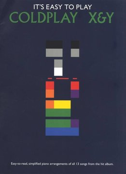 Wise Publications Coldplay | It's Easy to Play Coldplay: X And Y