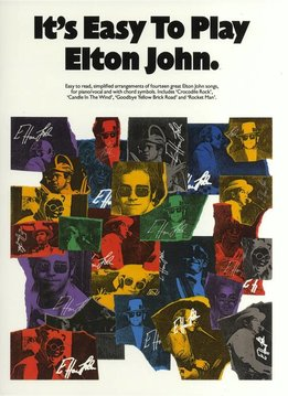 Wise Publications Elton John | It's Easy to Play Elton John