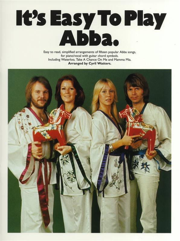 Wise Publications ABBA | It's Easy to Play ABBA