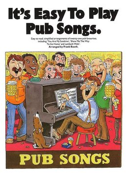 Wise Publications It's Easy To Play Pub Songs | Bladmuziek piano
