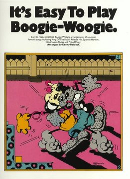 Wise Publications It's Easy To Play Boogie-Woogie