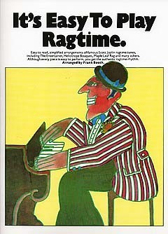 Wise Publications It's Easy To Play Ragtime