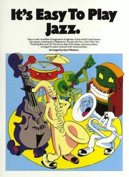 Wise Publications It's Easy To Play Jazz | Bladmuziek piano