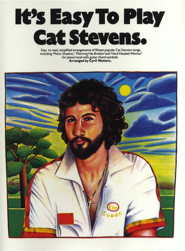 Wise Publications Cat Stevens | It's Easy To Play Cat Stevens