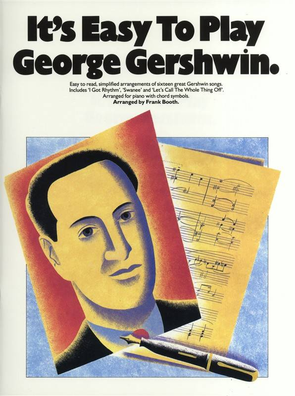 Wise Publications Gershwin | It's Easy To Play George Gershwin