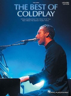 Hal Leonard The Best of Coldplay (Easy Piano)