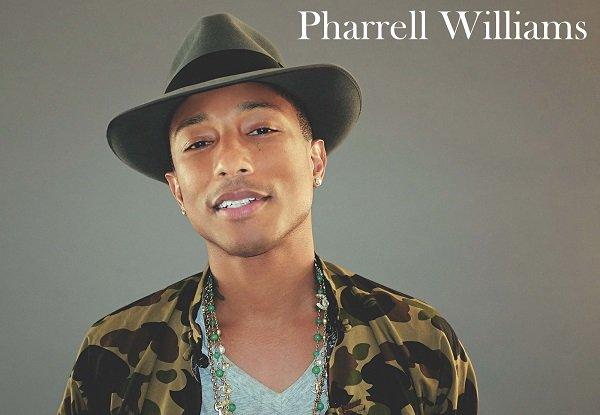 Williams, Pharrell