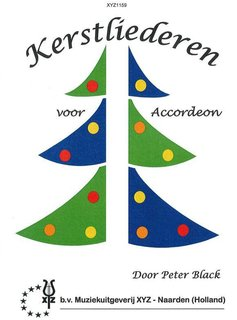 XYZ Kerstliederen voor Accordeon | D. Black