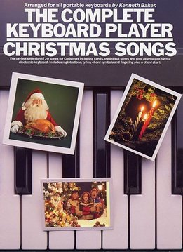 Music Sales The Complete Keyboard Player: Christmas Songs