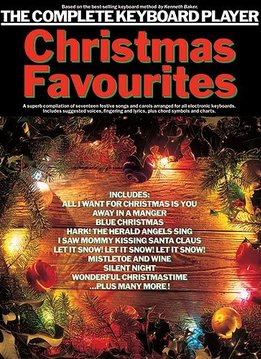 Music Sales The Complete Keyboard Player | Christmas Favourites