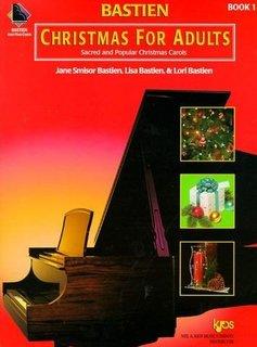 Kjos West Bastien Christmas For Adults | Boek 1