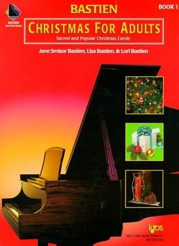 Kjos West Bastien Christmas For Adults | Boek 1