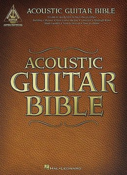 Wise Publications Acoustic Guitar Bible | Guitar Recorded Versions