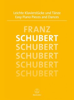 Bärenreiter Schubert | Easy Piano Pieces and Dances