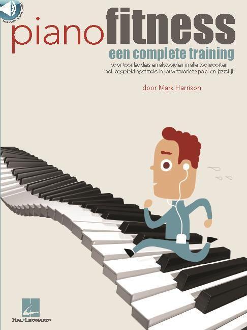 De Haske Piano Fitness   Een Complete Training   Mark Harrison