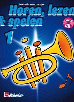 De Haske Horen, Lezen & Spelen 1 | Trompet