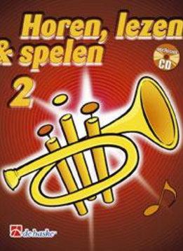 De Haske Horen Lezen & Spelen 2 | Trompet