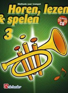 De Haske Horen Lezen & Spelen 3 | Trompet