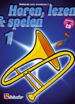 De Haske Horen Lezen & Spelen 1 | Trombone