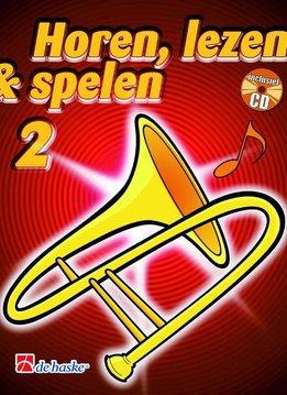 De Haske Horen Lezen & Spelen 2 | Trombone