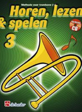 De Haske Horen Lezen & Spelen 3 | Trombone
