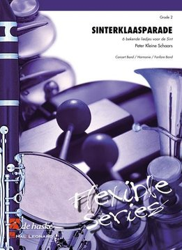 De Haske Sinterklaasparade | Concert Band/Harmonie/Fanfare
