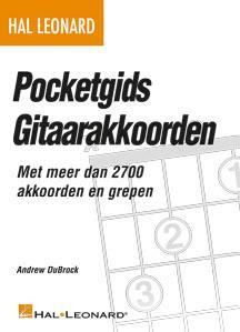 Hal Leonard Pocketgids Gitaarakkoorden