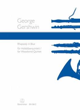 Bärenreiter Gershwin | Rhapsody in Blue | Houtblazerskwintet