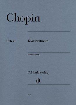 Henle Verlag Chopin | Pianowerken | Bladmuziek piano
