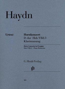 Henle Verlag Haydn | Concert voor Hoorn & Piano in D Hob. VIId:3 | Piano-uittreksel